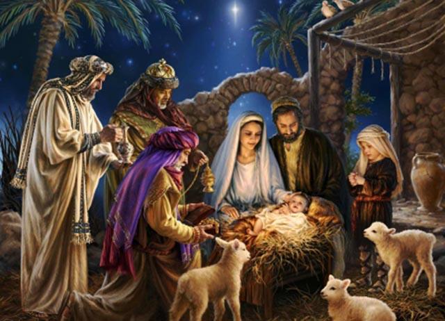 Blagdan Sveta tri kralja, Bogojavljenje i Vodokršće