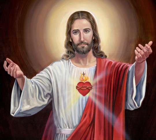 Pobožnost Presvetom Srcu Isusovu na prvi petak u mjesecu