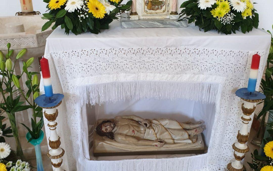 Velika subota – molitva kod Isusova groba