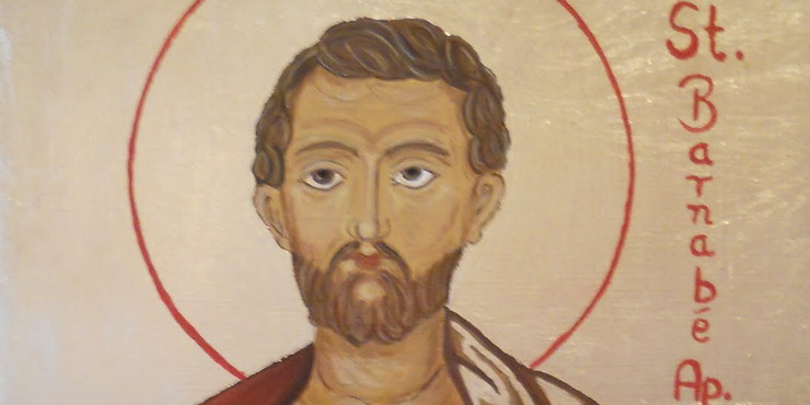 Sveti Barnaba, jedan od najvećih apostola i misionara prve crkvene zajednice