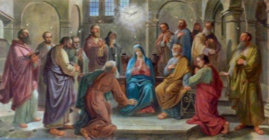Blagdan Duhova – rođendan Crkve
