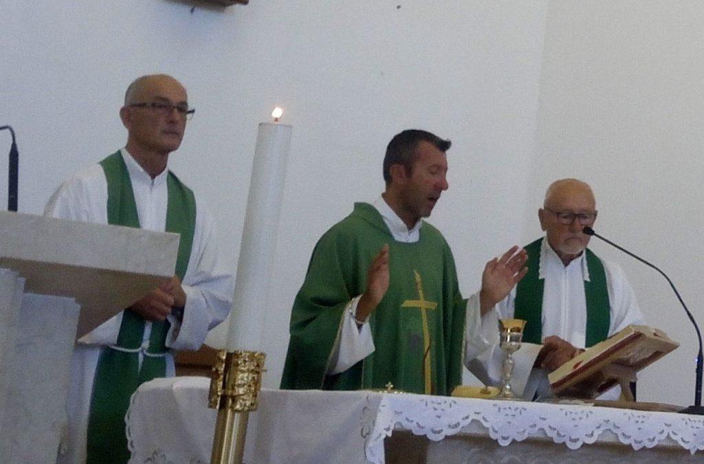 15. nedjelja kroz godinu – župna misa