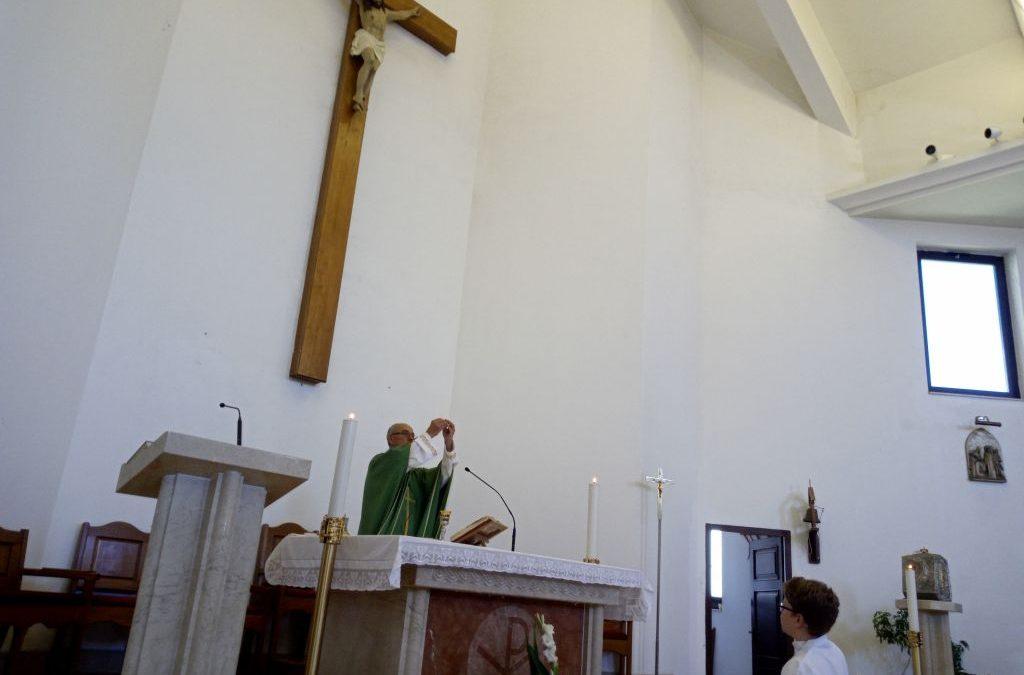 19. nedjelja kroz godinu – župna misa