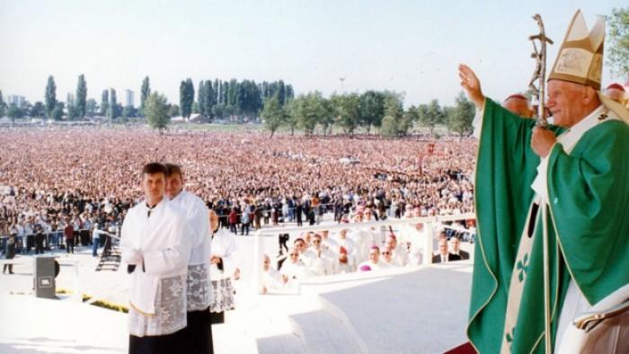 25. godišnjica prvog pohoda sv.Ivana Pavla II. Hrvatskoj