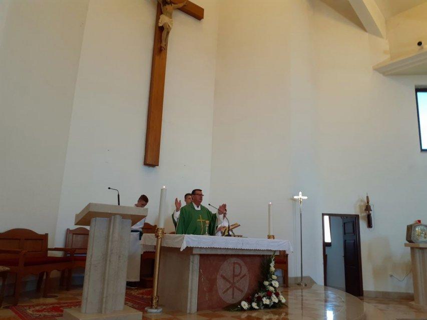 29. nedjelja kroz godinu (MISIJSKA NEDJELJA) – župna misa