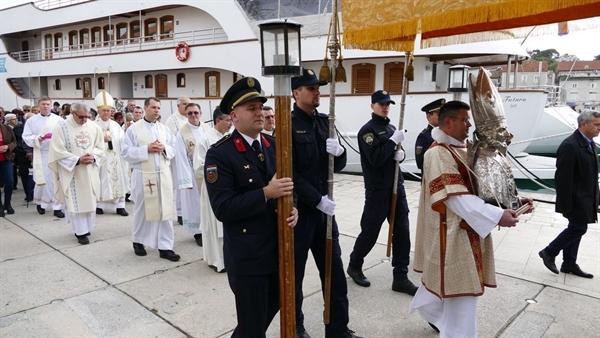Mons. Barišić: Sveti Ivan Trogirski je u političkim nadmetanjima 11. stoljeća branio hrvatske interese