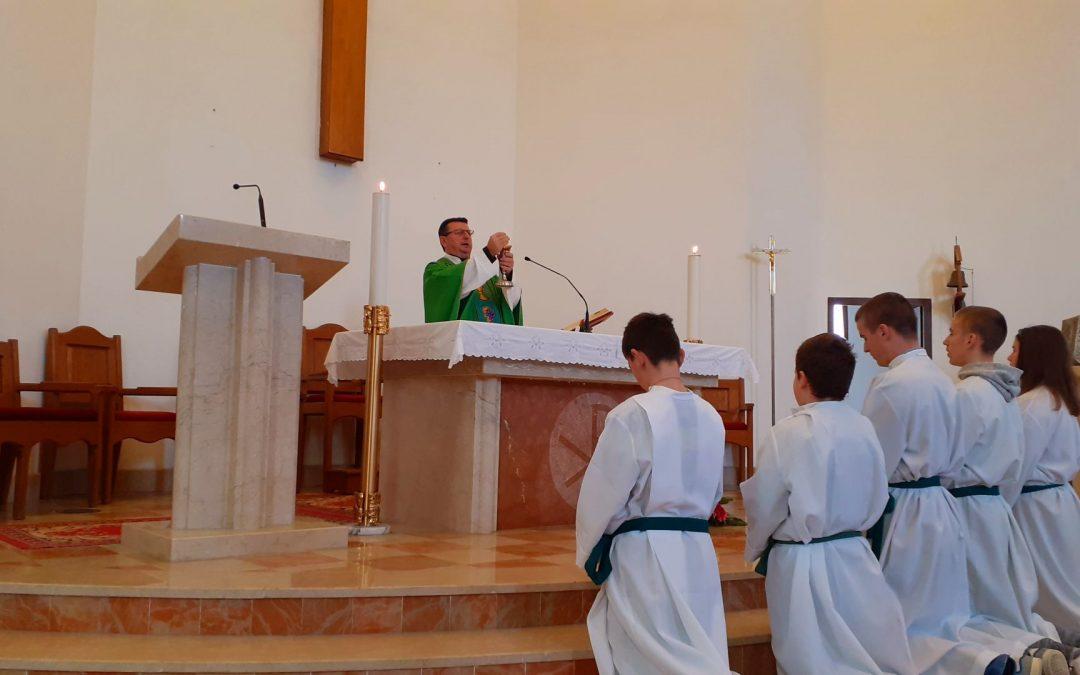 7. nedjelja kroz godinu – župna misa