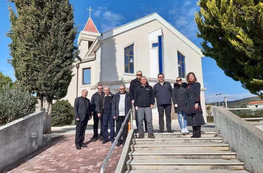 Susret svećenika Trogirskog dekanata