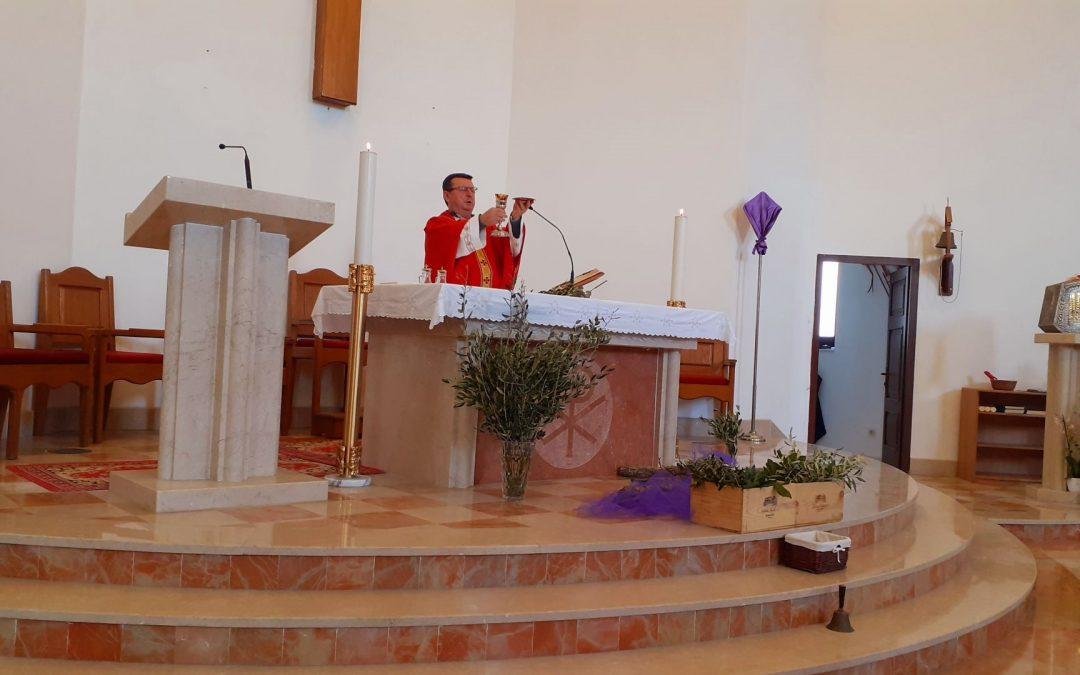 CVJETNICA – župna misa