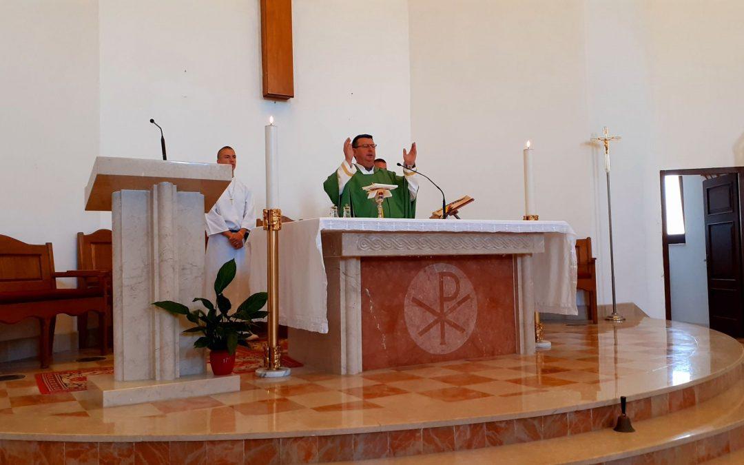 14. NEDJELJA KROZ GODINU – župna misa