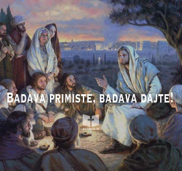 Duhovna misao, 09.07.2020.