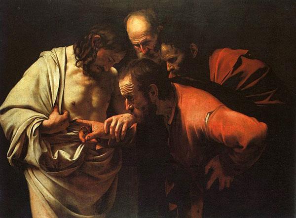 Sv. Toma Apostol – Nevjerni Toma