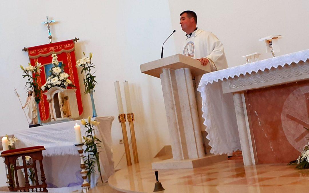 USKRS – župna svečana sv.misa