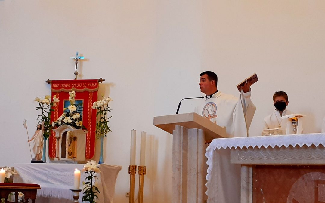 NEDJELJA BOŽJEG MILOSRĐA – župna misa