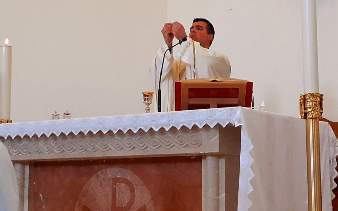 TREĆA VAZMENA NEDJELJA – župna misa