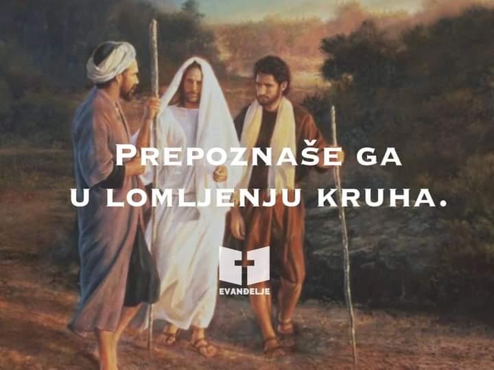 Evanđelje dana 7.4.2021.