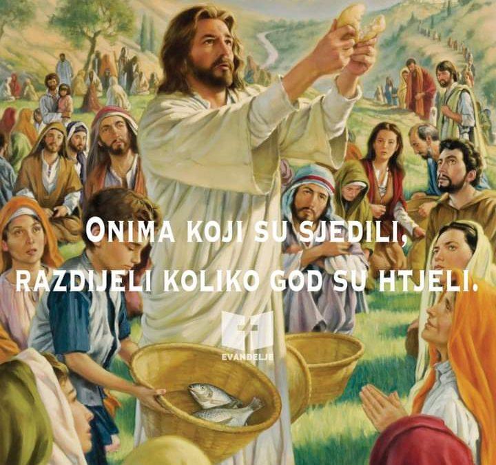 Evanđelje dana 16.4.2021.