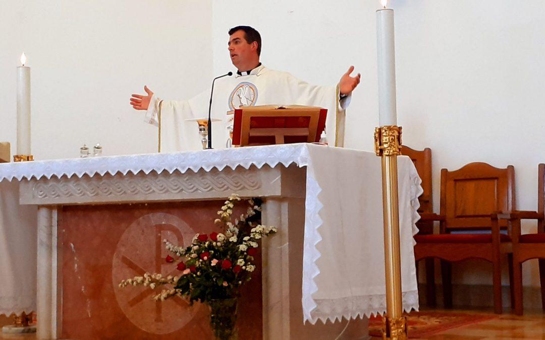 PETA VAZMENA NEDJELJA – župna misa